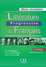 Litterature Progressive Du Francais 2eme Edition: Intermediare