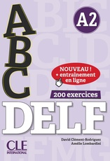 ABC DELF A2 + DVD + CORRIGES + APPLI NC