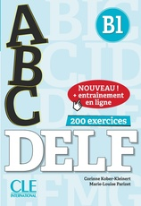 ABC DELF B1 + DVD + CORRIGES + APPLI NC