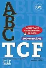 ABC TCF + CD + LIVRE WEB NC