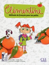 CLEMENTINE NIVEAU 1 - ELEVE + DVD