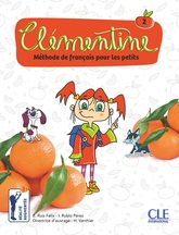 CLEMENTINE NIVEAU 2 - ELEVE + DVD