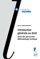 INTRODUCTION GENERALE AU DROIT LIVRE