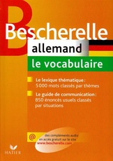Bescherelle Allemand - Le Vocabulaire