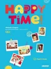 HAPPY TIME - CE2 - PUPILS BOOK