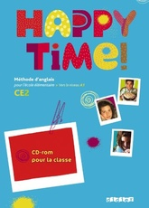 HAPPY TIME - CE2 - CD ROM CLASSE
