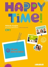 HAPPY TIME CM1 - CD-ROM DE RESSOURCES