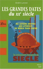 GRANDES DATES DU XXE SIECLE