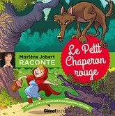 Le petit chaperon rouge (1 CD AUDIO)
