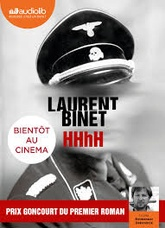 HHHH - LIVRE AUDIO 1 CD MP3