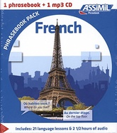 Coffret conversation French (guide + 1 CD MP3)