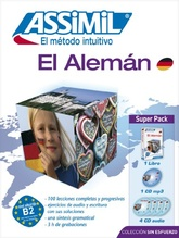 El alemán +1 CD mp3 +4 CD audio