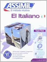 El italiano +1 CD mp3 +4 CD audio