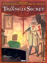 Le Triangle secret tome 3 De cendre et d'or
