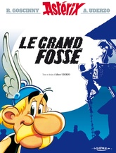 ASTERIX - LE GRAND FOSSE - N 25