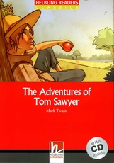 ADVENTURES OF TOM SAWYER,THE w/Audio CD - Helbling Level 3