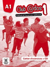 CLUB @DOS 1 CAHIER EXERCICES+CD