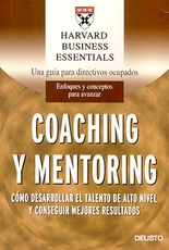 COACHING Y MENTORING  HARWARD BUSINESS ESSENTIALS