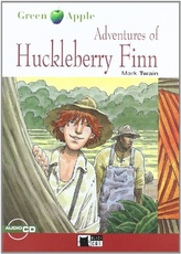 ADVENTURES OF HUCKLEBERRY FINN+CD