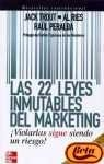 22 LEYES INMUTABLES DEL MARKETING,LAS