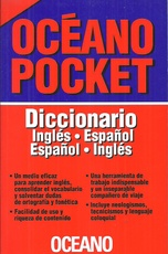Oceano Pocket ingles español