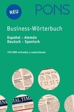 BUSINESS - WORTERBUCH  ESPAÑOL-ALEMAN  DEUTSCH-SPANISCH