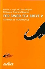 Por Favor Sea Breve 2 . Antologia De RelatoS