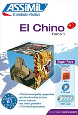 Superpack El chino T1 +1 CD mp3 +4 CD audio