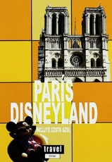 Paris Disneyland Travel Time
