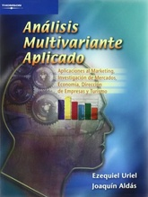 ANALISIS MULTIVARIABLE APLICADO 1/ED.