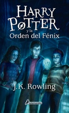 Harry Potter 05 La Orden del Fénix