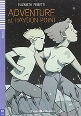 ADVENTURE AT HAYDON POINT with Audio CD - Young HUB