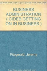 BUSINESS ADMINISTRATION+CD
