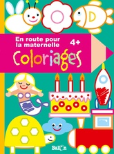 Coloriages 4+