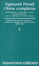O.COMPLETAS S.FREUD:VOL.01