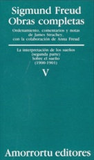 O.COMPLETAS S.FREUD:VOL.05