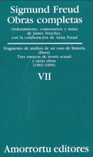 O.COMPLETAS S.FREUD:VOL.07