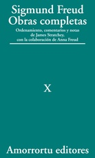 O.COMPLETAS S.FREUD:VOL.10