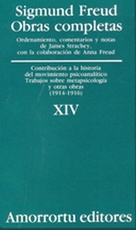 O.COMPLETAS S.FREUD:VOL.14