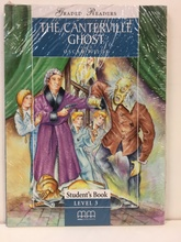 CANTERVILLE GHOST, THE - PACK (Book + ACT.W/CD)