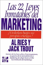 22 LEYES INMUTABLES DEL MARKETING,LAS 1/