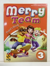 Merry team 3 student's book