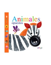 HUELLAS: ANIMALES OPUESTOS