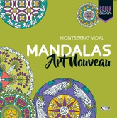 Color Block Mandalas Art Nouveau