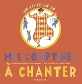 Mes comptines à chanter + CD