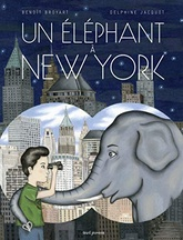 Un éléphant à New- York