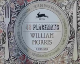 48 Placemats William Morris (Nuevo)