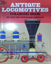 Antique locomotives (Usado)