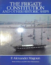 The frigate constitution and other historic ships (Usado)