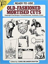 Old-fashioned mortised cuts (Usado)